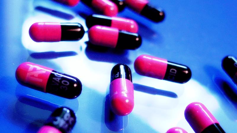 Medikamente, die nach der Herzklappen-OP eingenommen werden müssen.